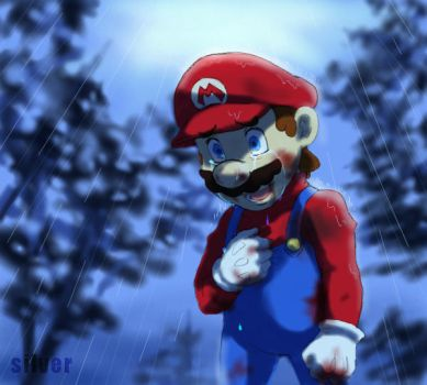 Because I'm MARIO... by silver151