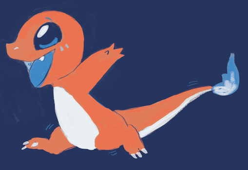 Charmander by RepeatingNumbers
