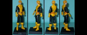 X-Men Cypher custom by Ciro1984