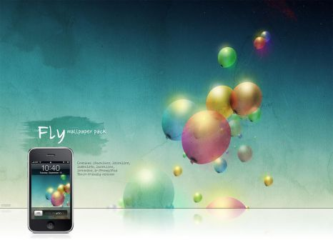 Fly Wallpaper Pack by TheRyanFord