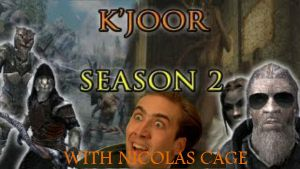 K'Joor Season 2 with Nicolas Cage by Metallica1147