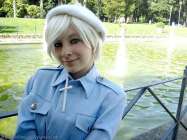 APH-Finland Cosplay by ChibiMisa94