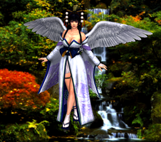 Nyo Tengu(C5) Dead or Alive 5 Ultimate by xHildegardVonKronex