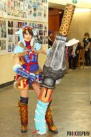 Aoashira Armor - Monster Hunter by Narga-Lifestream