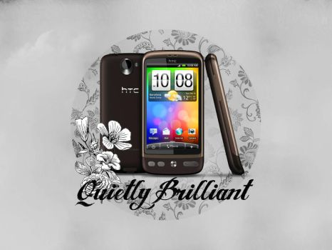 HTC Desire wallpaper by Elfwampgirl