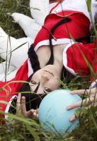 Ahri: Playful by NorFrosch