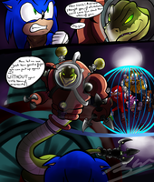 Sonic Boom: Showdown! by Psyche-Angel