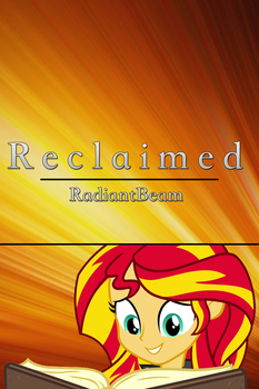 FiMFic Cover - Reclaimed by MLP-NovelIdea