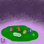 Crystals of the Dream Rayverns by CynderAngelDWOship14