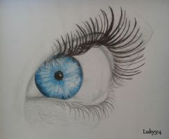Blue Eye by Luky314