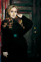 Adele 2 by nicollearl