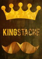 KingStache by PokemonCookie