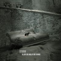 STURM cover art by Karezoid