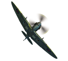 Aircraft 03 PNG Stock by Roys-Art