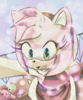 Amy Selfie by sonamy94fan
