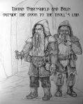 thorin and balin by hoviemon