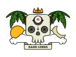 Dank Lords by Mushcube