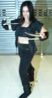 X-23 Cosplay by jeanleyva