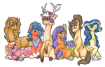 The best of Friends and Family by Khimera