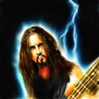 Dimebag Darrell tribute by Mordred-87