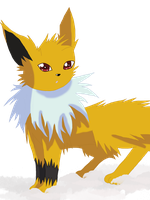 CM: DJ the Jolteon by BekkiDarliin