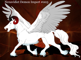 Nenavidiet Demon Import #003 by Taz123321