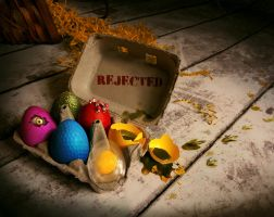 Easter's Rejects by Samantha-T