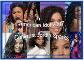 Congratulations Jordin Sparks by Beyblade-fanatic