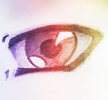 eyes sketch by ehmed-anims