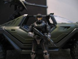 Halo: Reach - TMP Noble Six by TheLOL