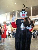 Otakon 2009: King Kai by blackcat523