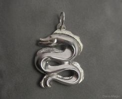 Eel pendant by Dans-Magic