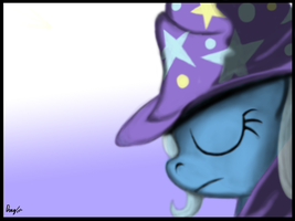 The Great and Humbled Trixie by DragmodNotloc
