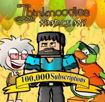 Think's 100,000 Subs!!! by FirstDownProductions