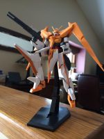 HG 1/144 Arios by katiewhy