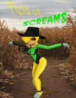 Field of Screams by PlayboyVampire