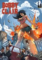 Sexy Psycho Giantess - Bobby and Clair by giantess-fan-comics