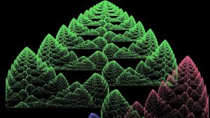 Non-Linear Forest by fractallife247