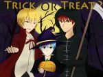 Kuroko no Basket - Trick or Treat? by KiiroMasaomi