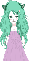 CommonDoodles' OC Green by beyourpet