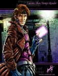 Gambit on Bourbon by Amelie-ami-chan