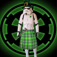 St Patrick's Day Trooper 2 by Darkside0326