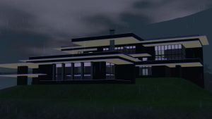 Sims 3 Large modern dream house by RamboRocky