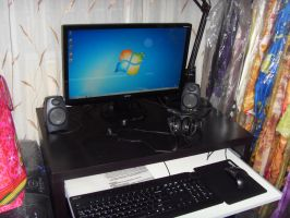My New Computer by Gexon