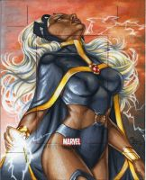 Marvel Bronze Age Storm AP by Dangerous-Beauty778