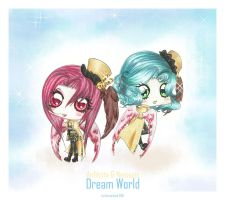 Dream World - Angels by GarasudamA