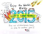 Happy New Years 2015 by Diana-Huang