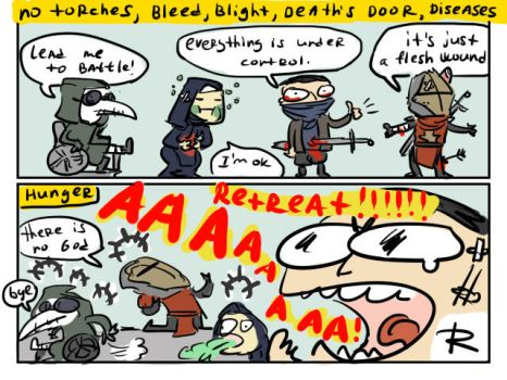 Darkest Dungeon, 6 by Ayej