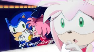 Sonamy: A Sweet Disaster by SonicWindii