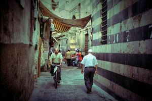 Vivid Old Town by Nour-K
